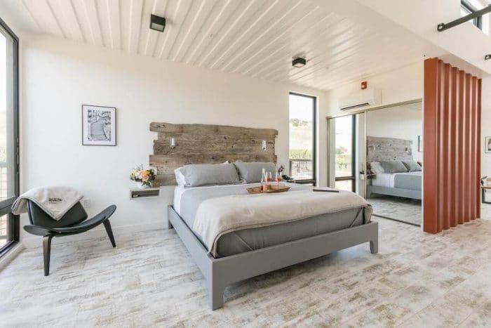 Geneseo Inn Paso Robles bedroom