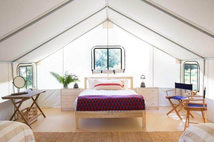 Unique places to stay in California - Mendocino Grove