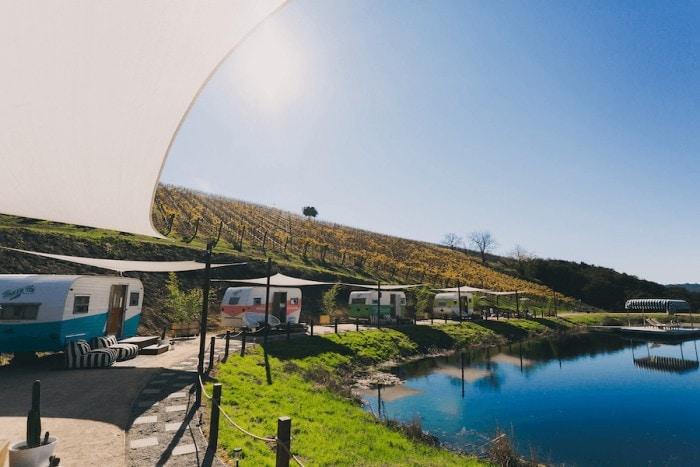 Trailer Pond in Paso Robles, California