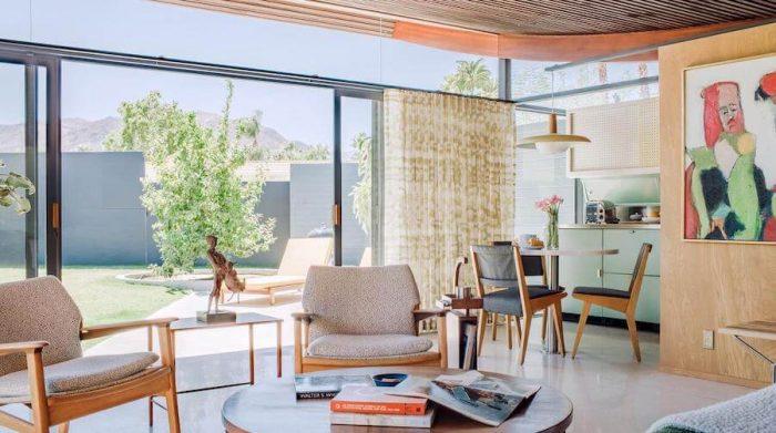 Desert Wave living room