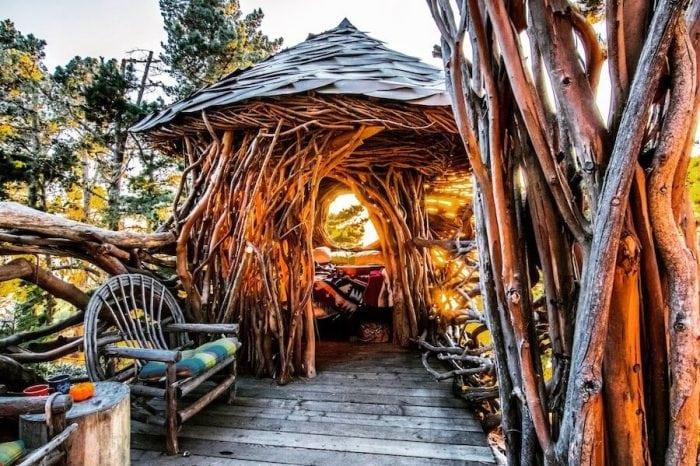 Treebones Resort, Big Sur