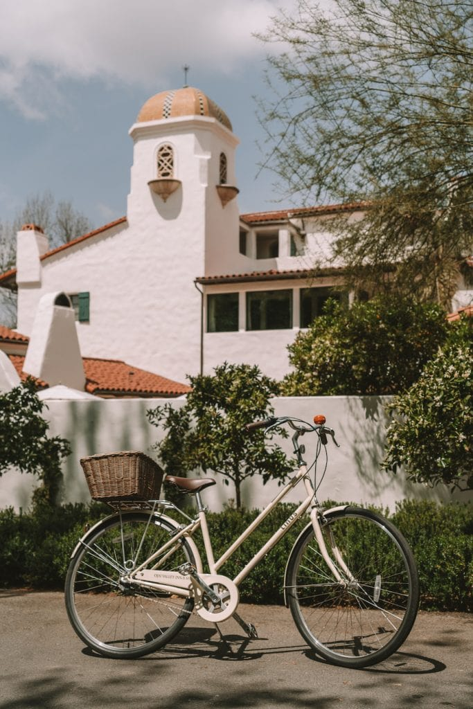 Things to do in Ojai - the spa at Ojai Valley Inn