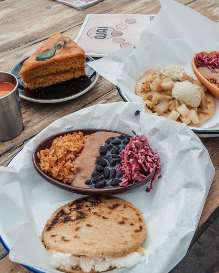 Things to do in Ojai - eat at Farmer and the Cook