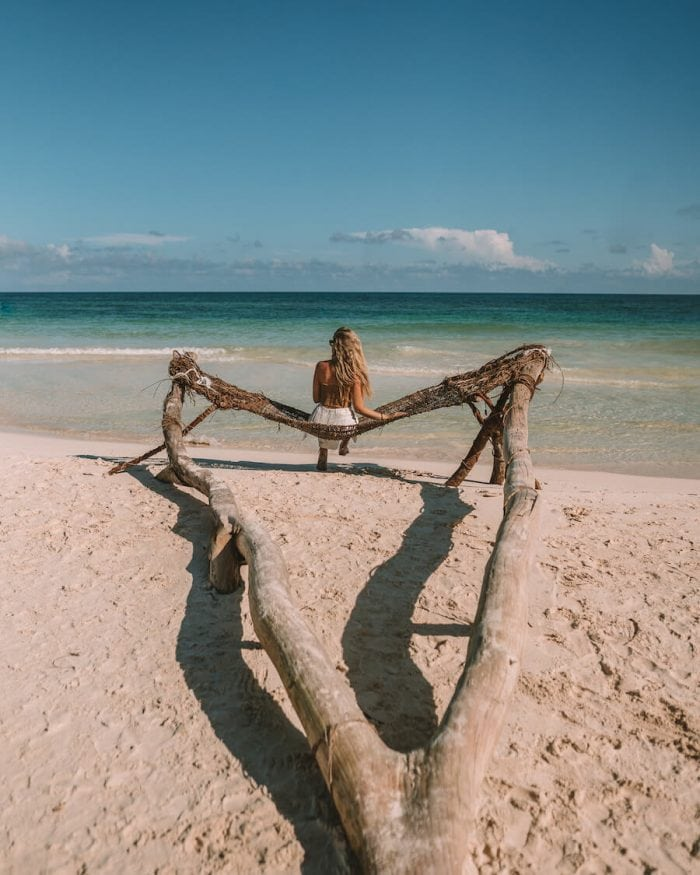 Best things to do in Tulum - Art installations on the beach