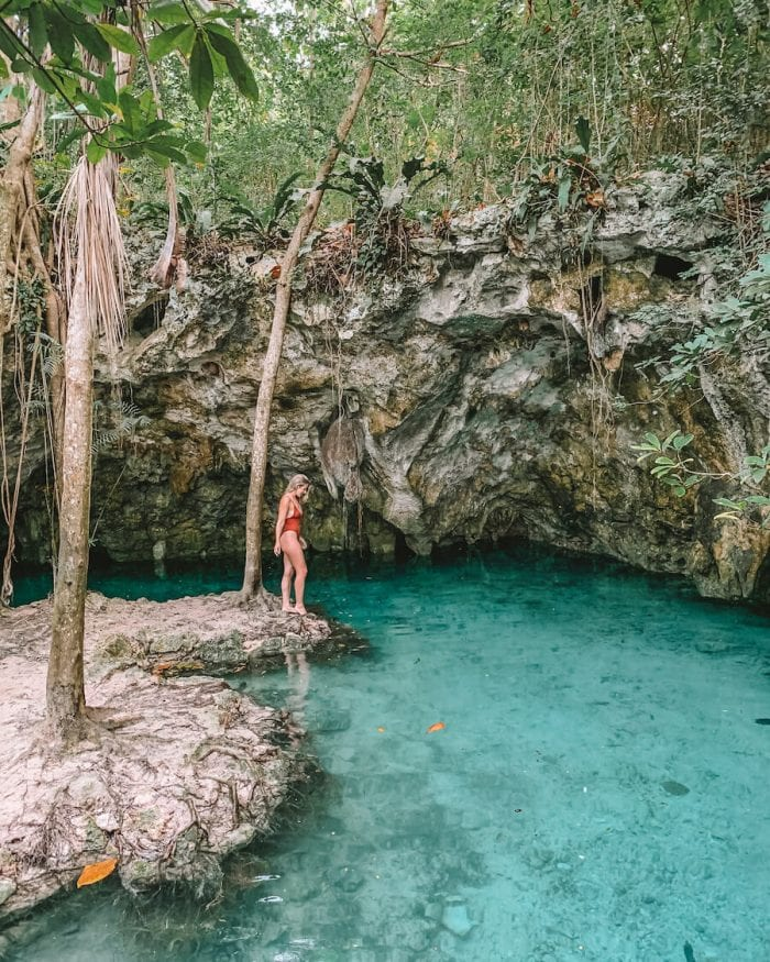 Gran Cenote (best things to do in Tulum)
