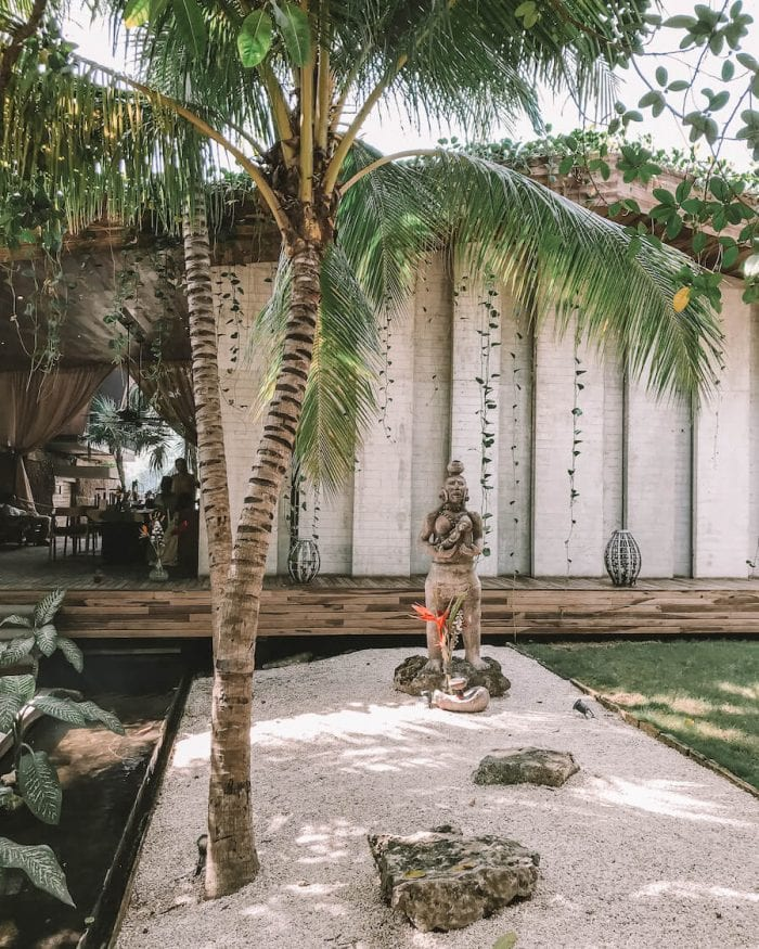Yaan wellness healing sanctuary (best things to do in Tulum)