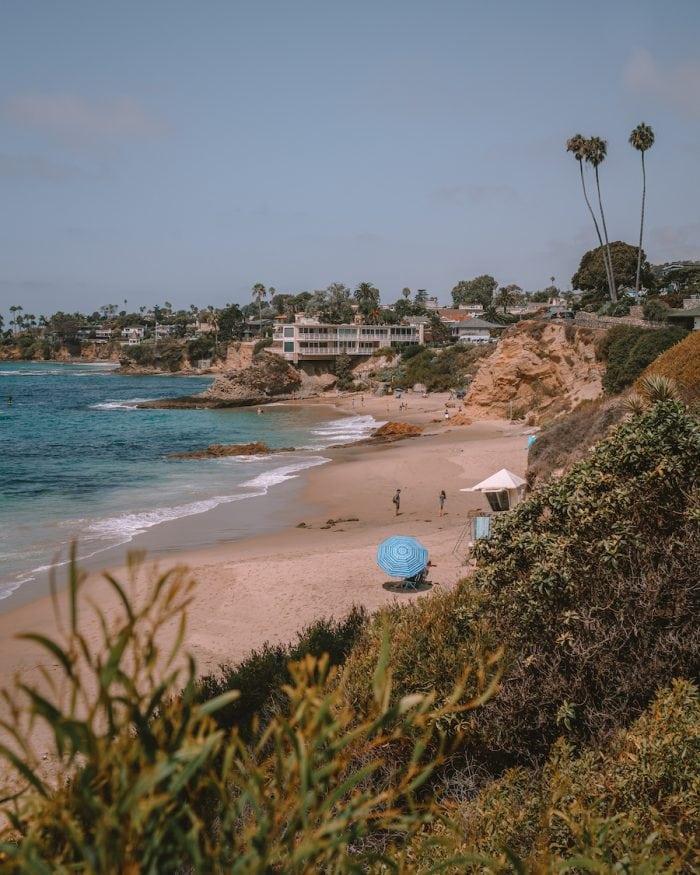 Beach in Laguna Beach