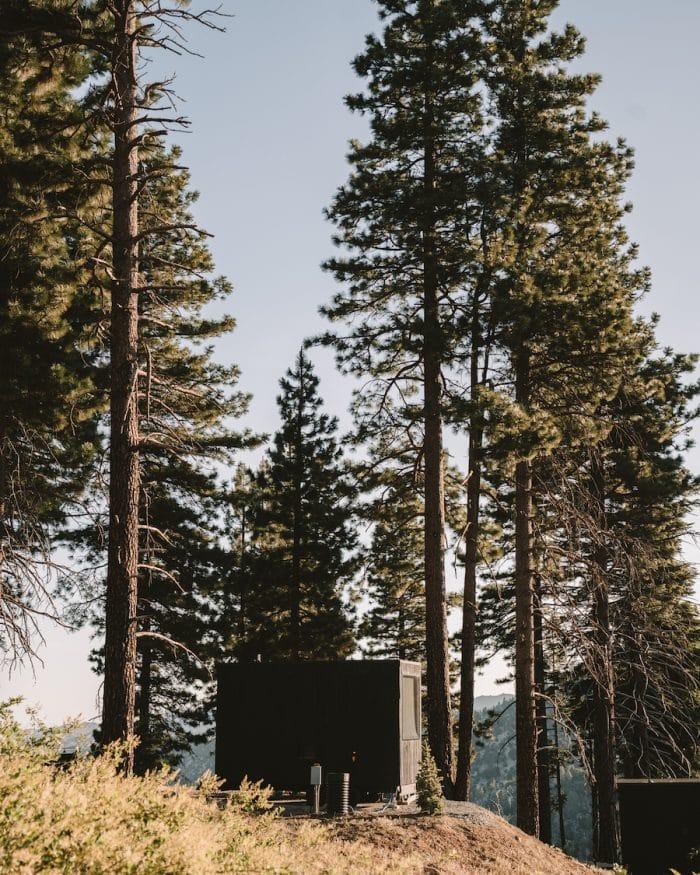 Getaway cabins in Big Bear, California