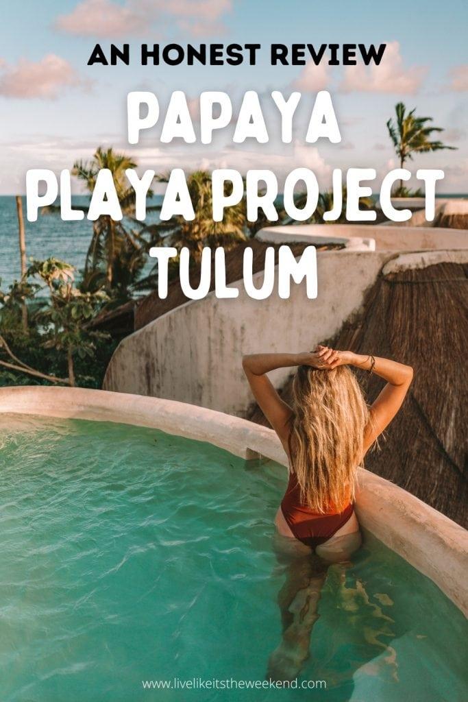 Pin cover Papaya Playa project