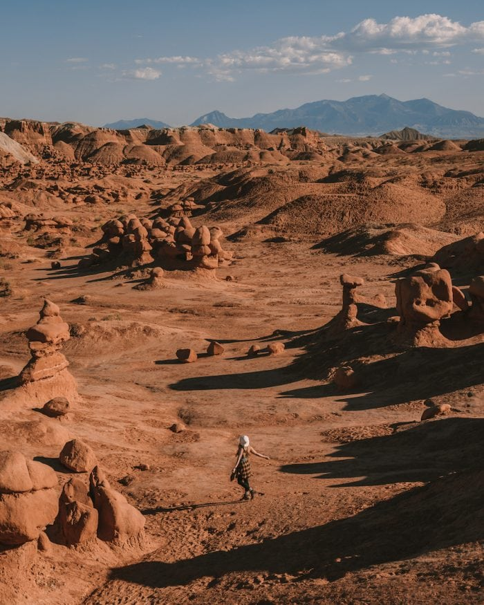 Goblin Valley State Park - Salt Lake City to Yellowstone Road Trip