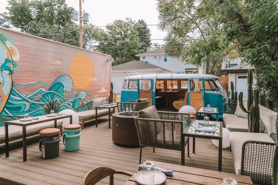 Perdida restaurant in Denver