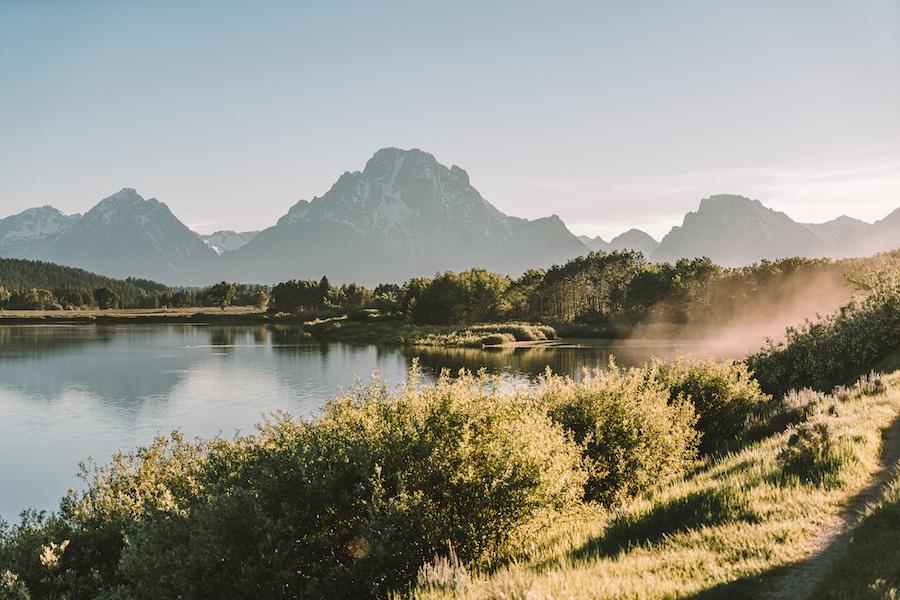 Salt Lake City to Yellowstone Road Trip