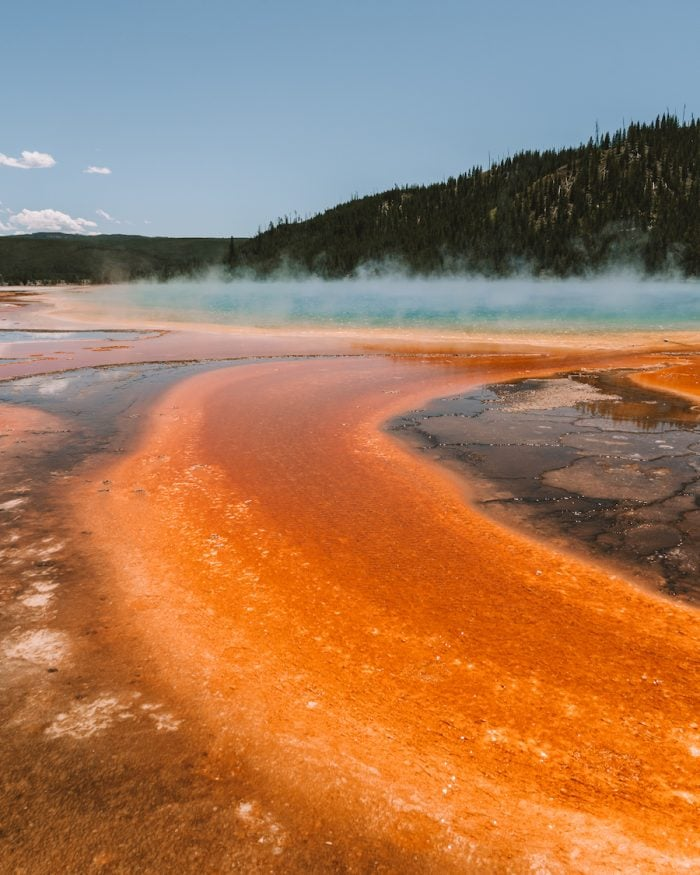 What to see in Yellowstone - Grand Prismatic Spring