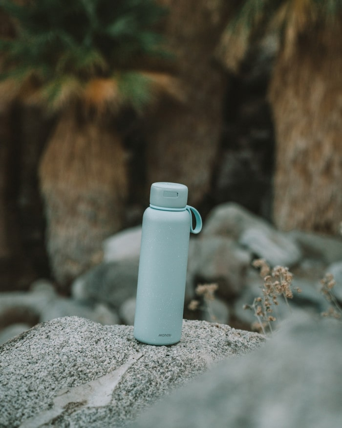 Monos water bottle