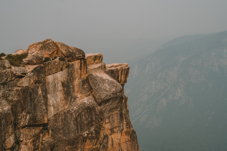 Taft Point - things to do in Yosemite National Park
