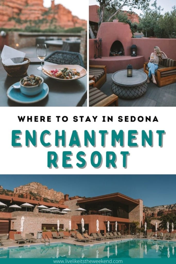 Enchantment Resort review pin cover
