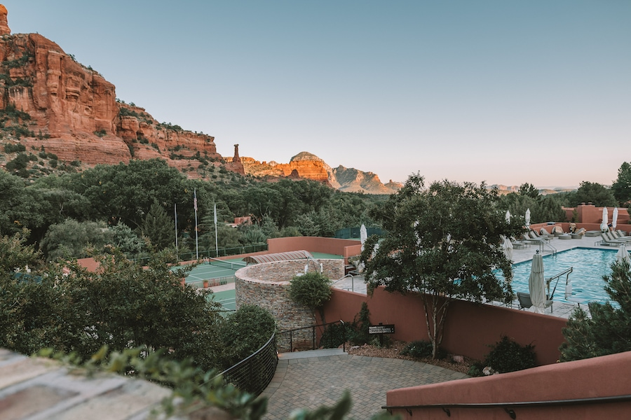 Enchantment Resort, Sedona