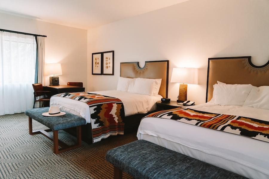 Double room at Enchantment Resort, Sedona